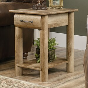 Maturango End Table by Loon Peak