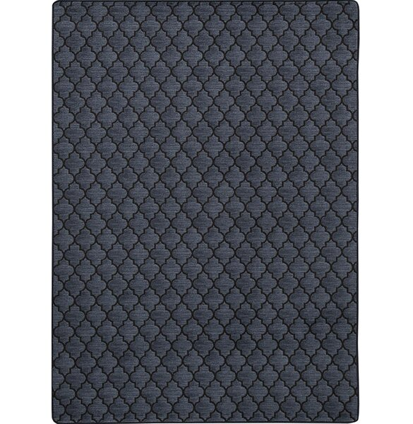 Tinsman Blue Area Rug by Charlton Home