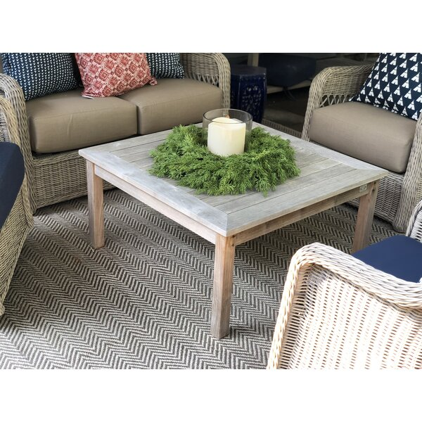 Myers Solid Wood Coffee Table by Bloomsbury Market