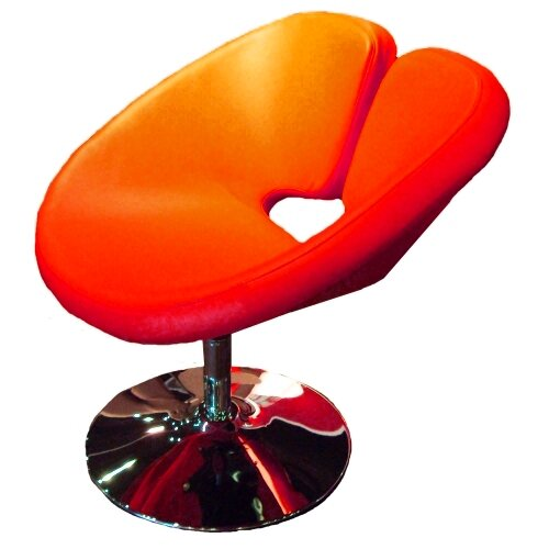 Ingle Swivel Papasan Chair by Orren Ellis