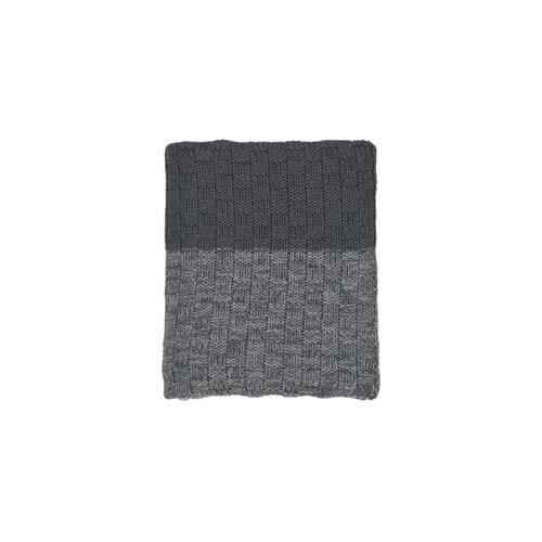 Dunkelberger Bedspread Union Rustic Colour Light Grey And Dark Grey