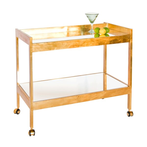 Roland Bar Cart by Worlds Away