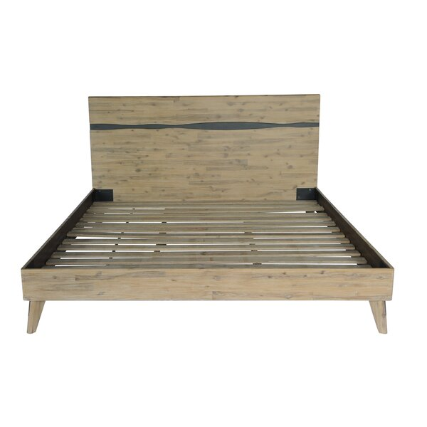 Jacklyn Platform Bed by Millwood Pines