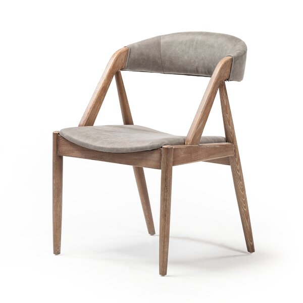 Pasquale Upholstered Dining Chair by Union Rustic