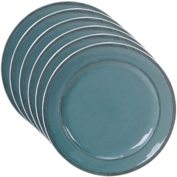 Artim Dinner Plate (Set of 6) by Mint Pantry