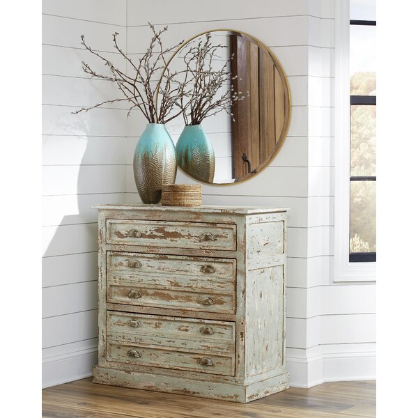 Stpierre 3 Drawer Accent Cabinet by Gracie Oaks Gracie Oaks