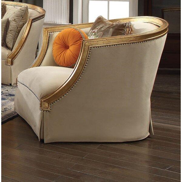 Neece Barrel Chair by Astoria Grand