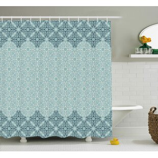 Sylvania Ethnic Indian Style Shower Curtain