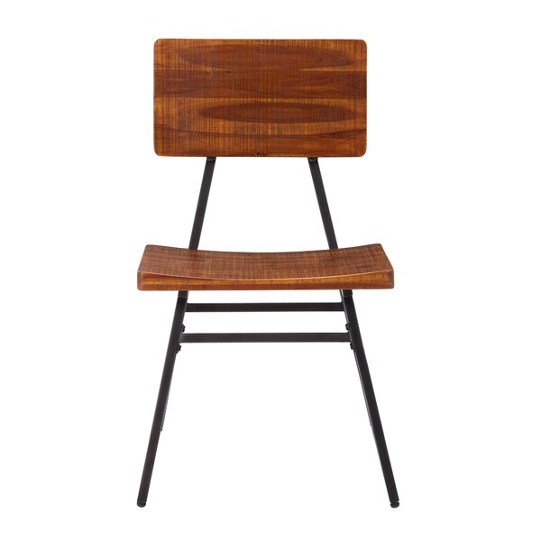 Cesare Solid Wood Dining Chair (Set of 2) by Trent Austin Design