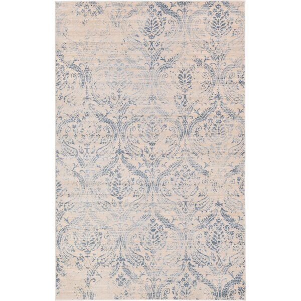 Pellham Blue Area Rug by Mistana