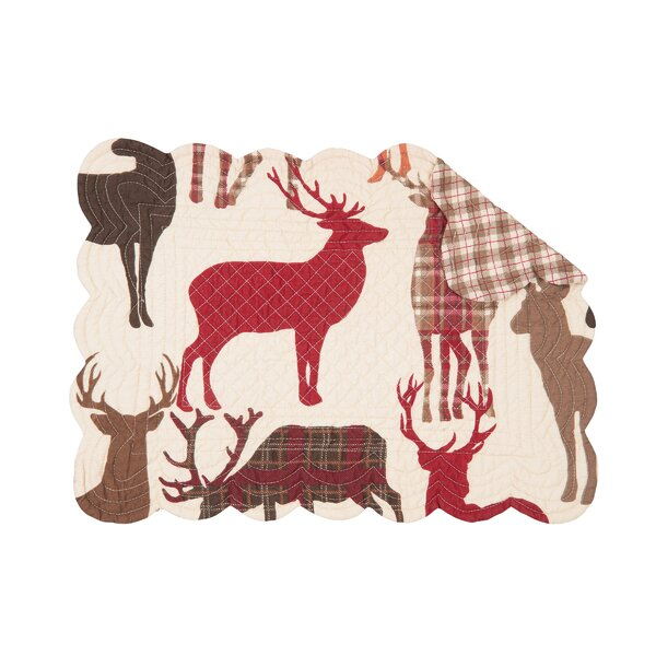 Colton 19 Placemat (Set of 6) by C&F Home