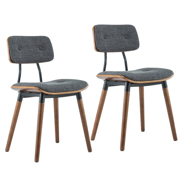 Warren Upholstered Dining Chair (Set of 2) by Porthos Home