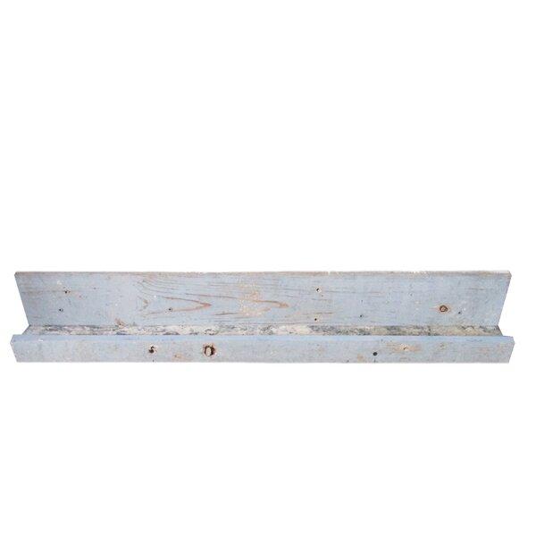 Fence Board 1 Shelf Unit by Bottles & Wood