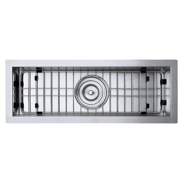 Nesta 23 L x 8 W Undermount Bar Sink by Ruvati
