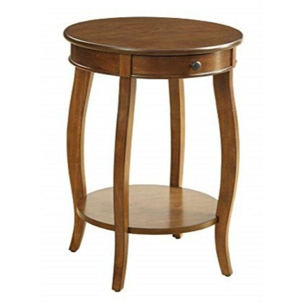 Patchin End Table by Charlton Home