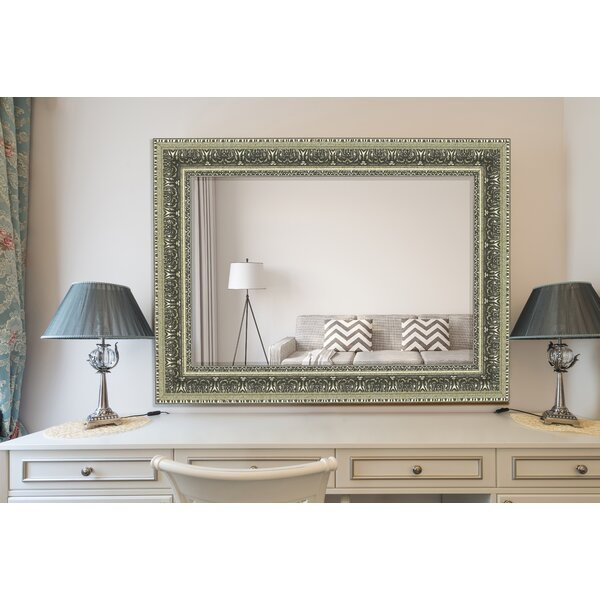 Chateau Wall Mirror by Hitchcock Butterfield Compa