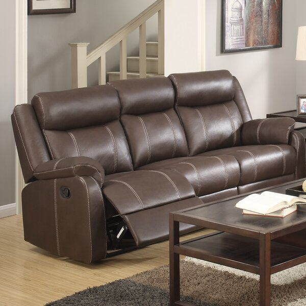 Top Offers Rockville Reclining Sofa by Red Barrel Studio by Red Barrel Studio