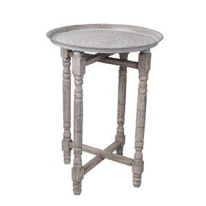 Deidra Stamped Table by Mistana