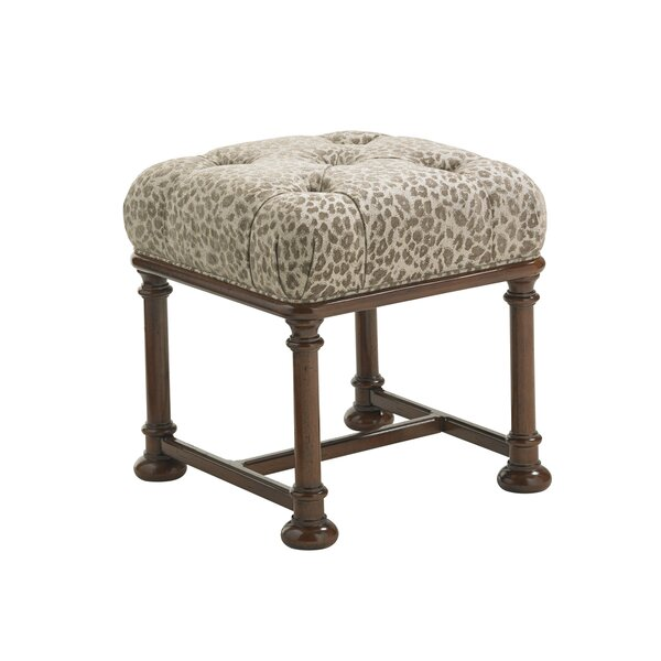Eaton Tufted Ottoman by Lexington