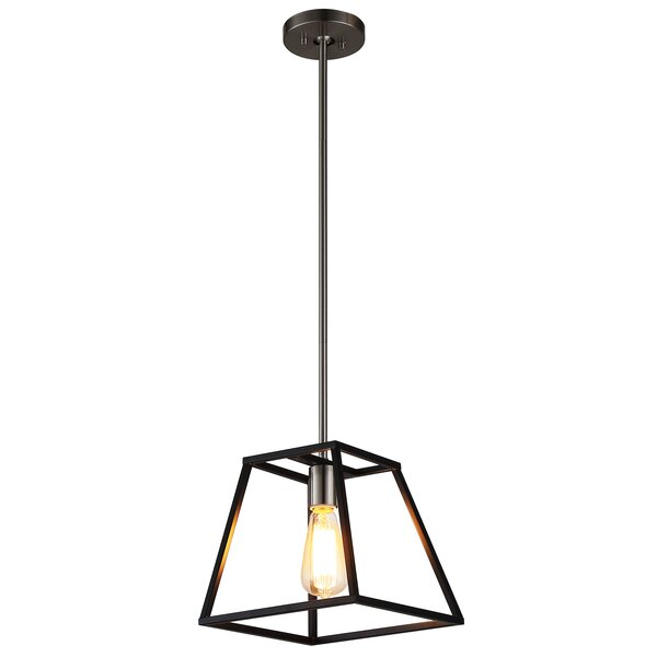 Escobedo 1-Light Lantern Pendant by Williston Forge