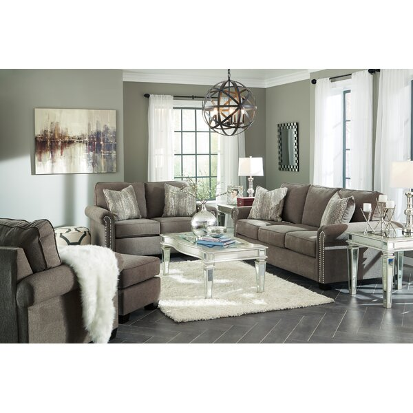 Gilman Living Room Collection by House of Hampton