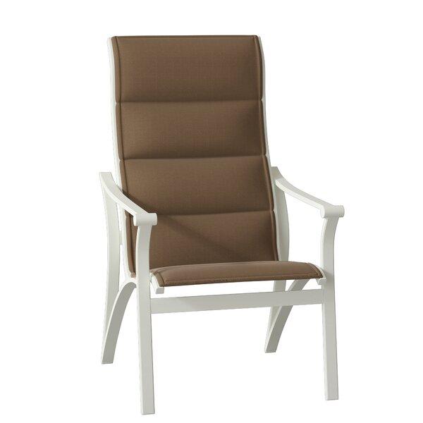 Corsica Patio Dining Chair by Tropitone Tropitone