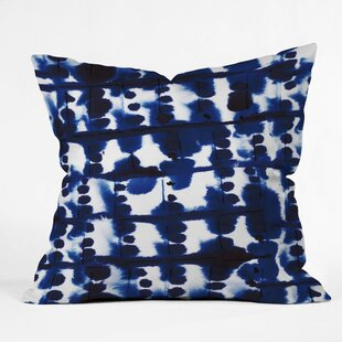 Fishel Parallel Outdoor Throw Pillow