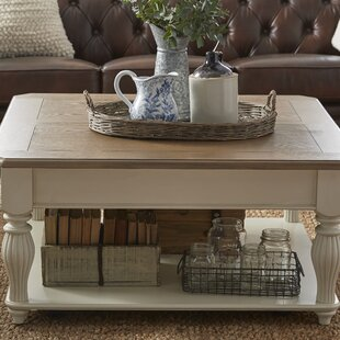 Best Reviews Quevillon Lift Top Coffee Table By Lark Manor