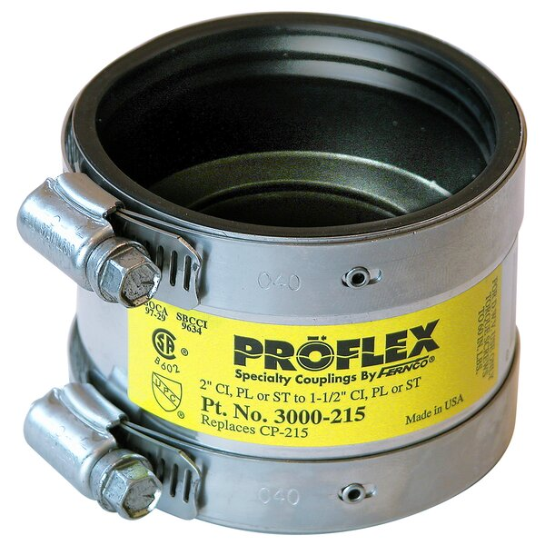 Proflex Coupling by Fernco