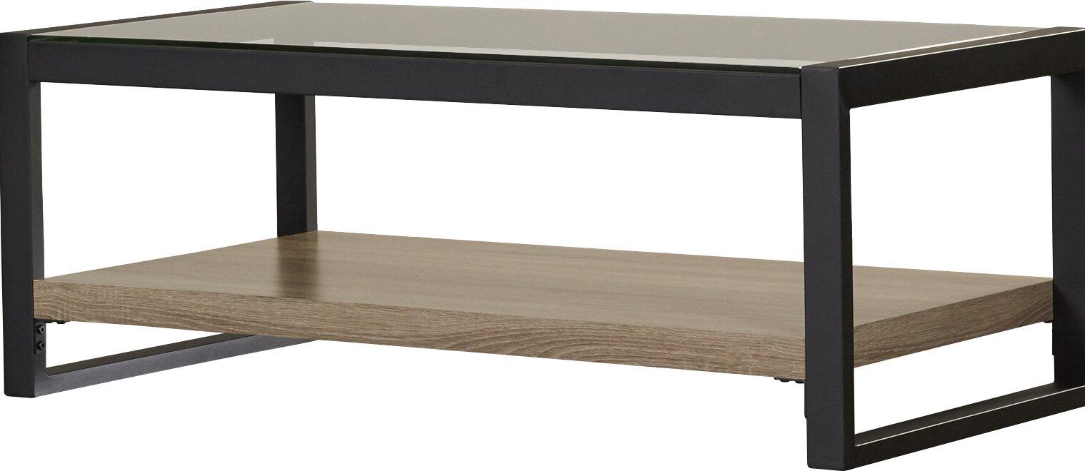 Mercury row theodulus coffee table reviews Furniture row coffee table