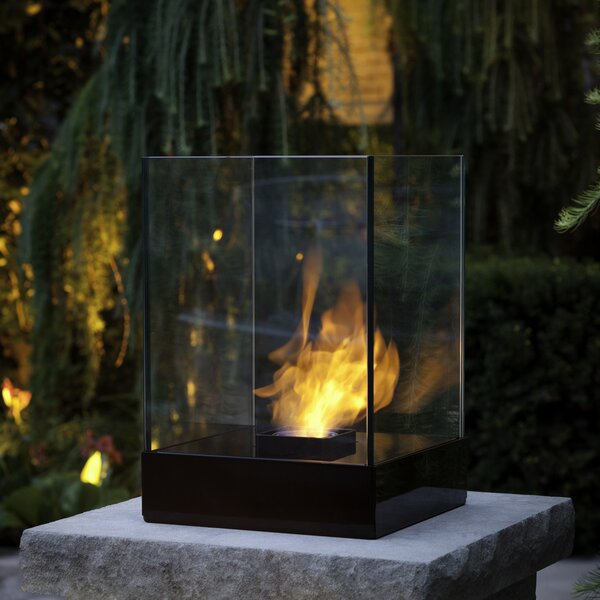 Cell Tabletop Bio- Ethanol Fireplace by Decorpro