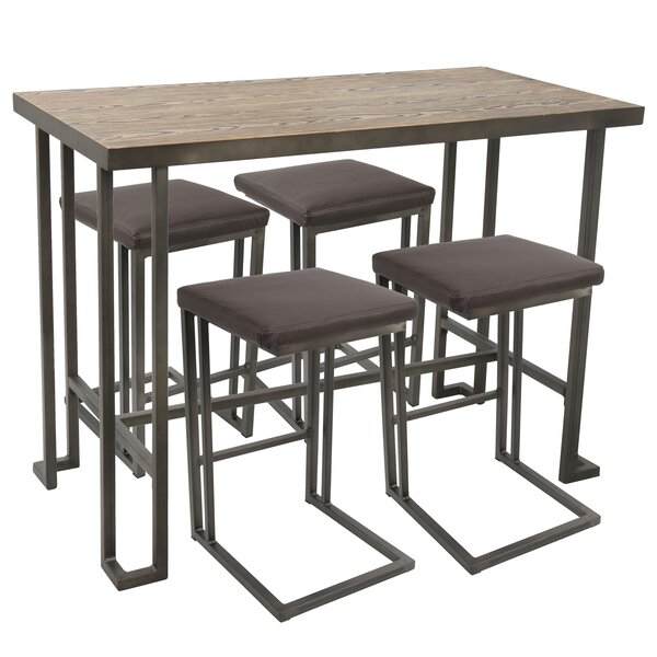 Calistoga 5 Piece Counter Height Dining Set by Trent Austin Design