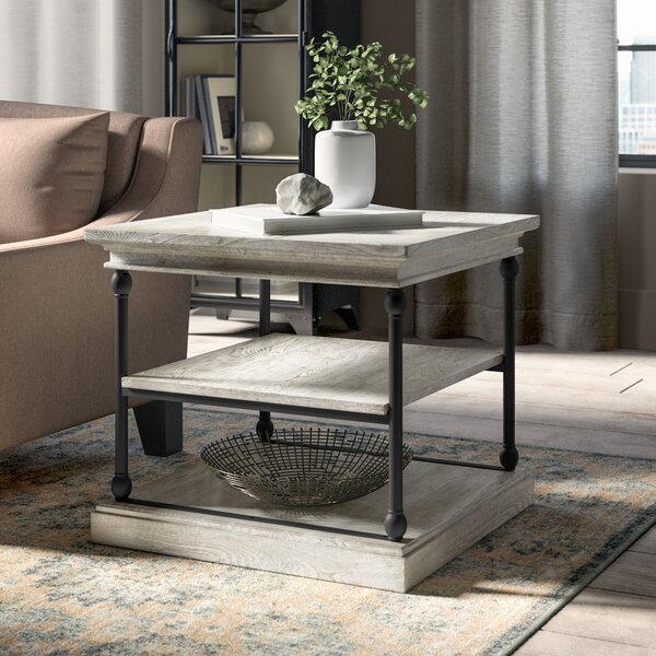 Poynor End Table by Greyleigh