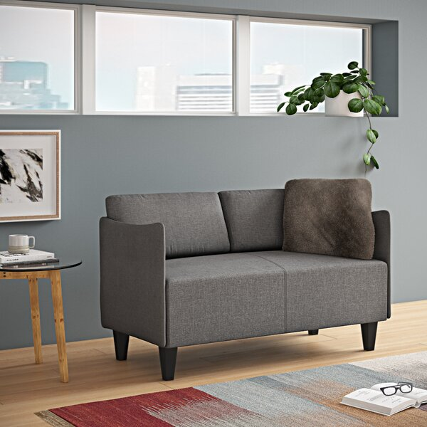 Emmett Loveseat by Wrought Studio