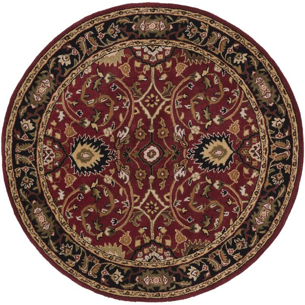 Topaz Wool Area Rug by World Menagerie