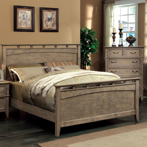 Cartwright Panel Bed by Rosecliff Heights