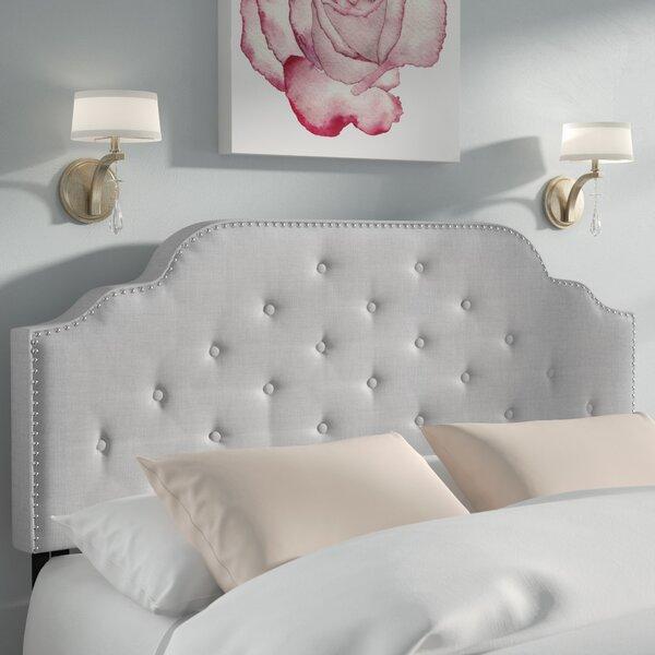 Boylan Upholstered Panel Headboard by Willa Arlo Interiors