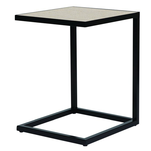 German Frame End Table By Wrought Studio