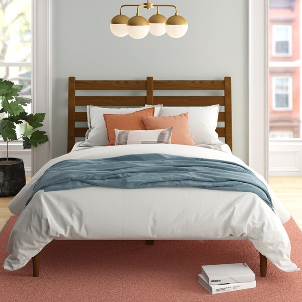 Grady Platform Bed by Foundstone