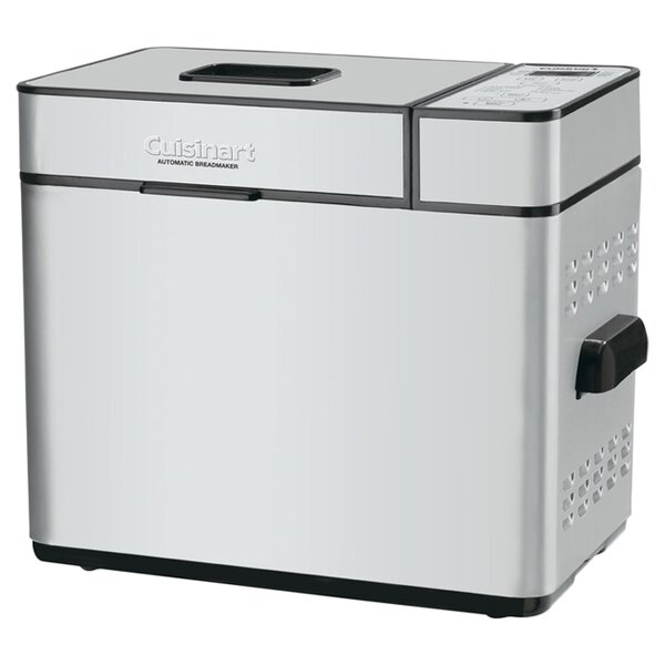 4 Piece Stainless Steel Bread Maker Set by Cuisinart