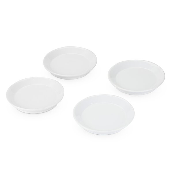 Country Cottage™ 4 Saucer (Set of 4) by Twine