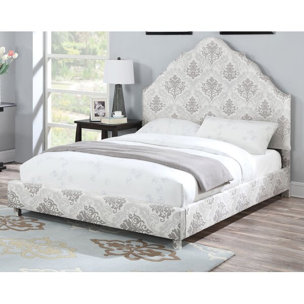 Kinslee Upholstered Standard Bed by Rosdorf Park