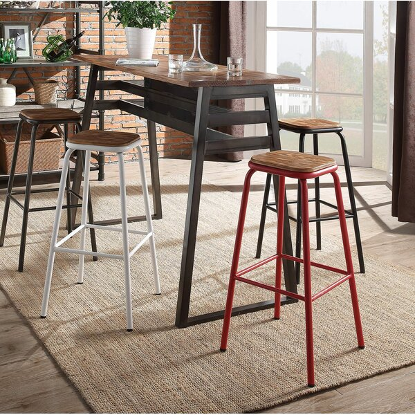 Aphrodite 5 Piece Pub Table Set by 17 Stories