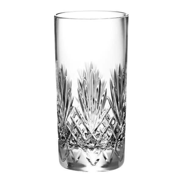 Majestic 14 oz. Crystal Highball Glass (Set of 4) by Majestic Crystal