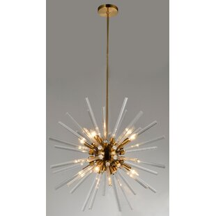 Scout 8-Light Sputnik Chandelier By Mercer41