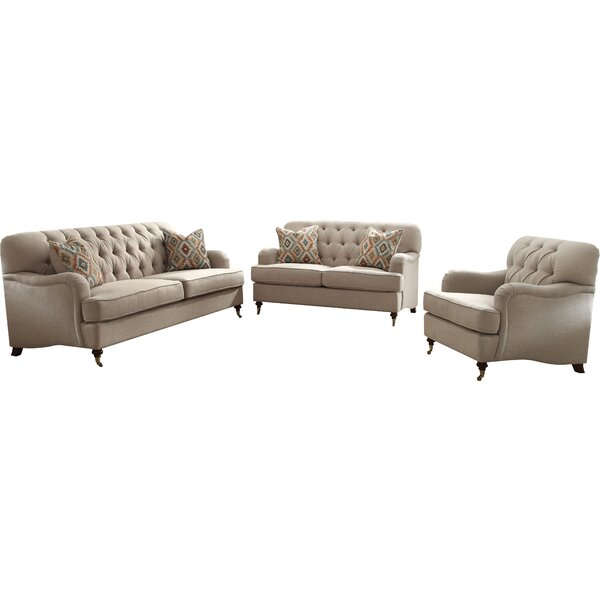 Modern Style Batholo Loveseat by Alcott Hill by Alcott Hill