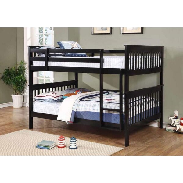 Aenwood Bunk Bed by Harriet Bee