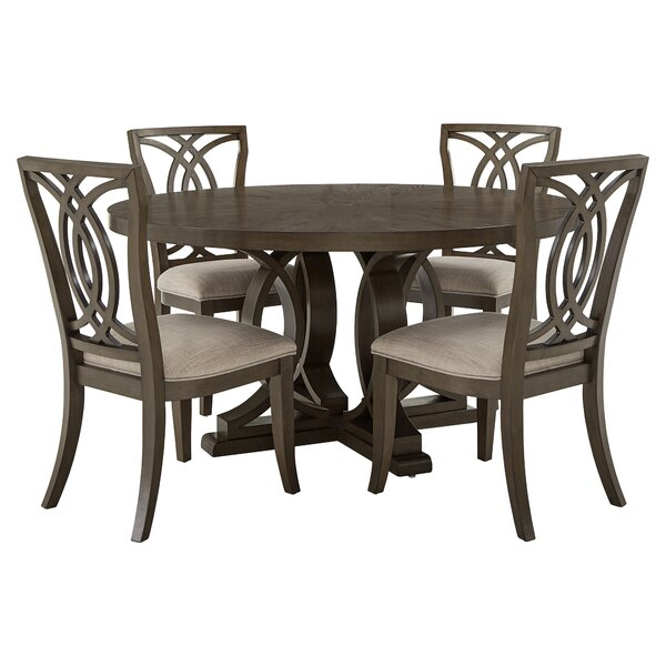 Lechlade 5 Piece Dining Set By Canora Grey