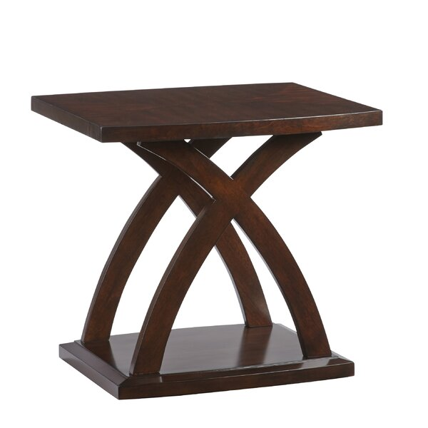 Whisenant End Table by Winston Porter
