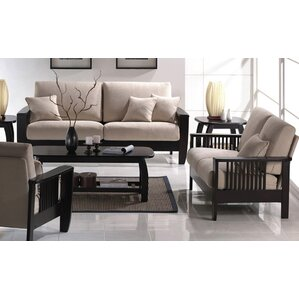 Mission Shaker Living Room Sets You\'ll Love | Wayfair